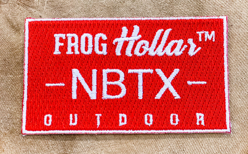 Red NBTX Patch