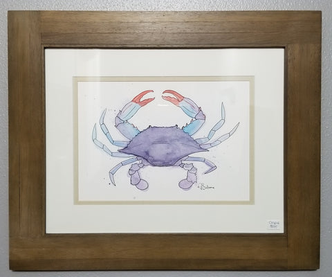 Blue Crab - original