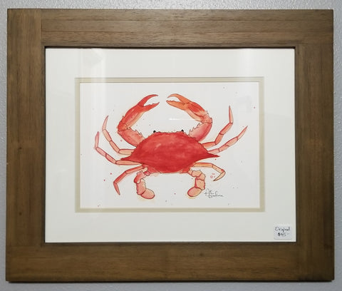 Boiled Crab - original