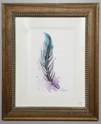Feather - original