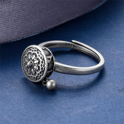 Bague Yoga Bouddhiste