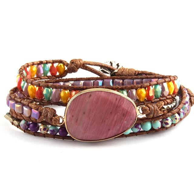 Bracelet Yoga Multicolore