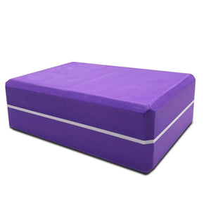 Brique de Yoga en Mousse PurpleWave
