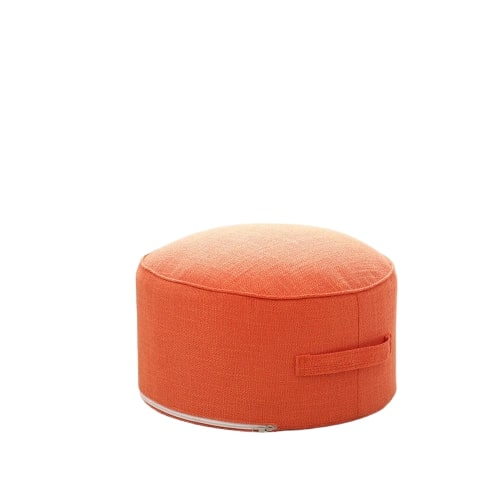 Coussin Yoga Orange