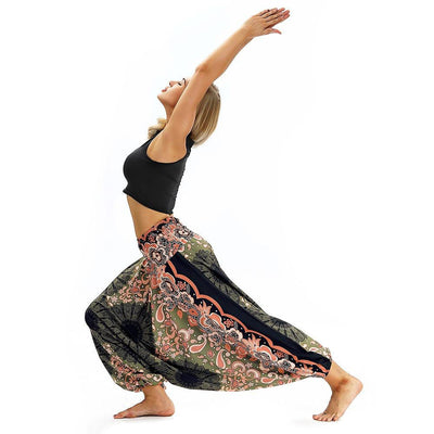 Pantalon de Yoga Ample Harmony