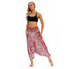 Pantalon Yoga Ample