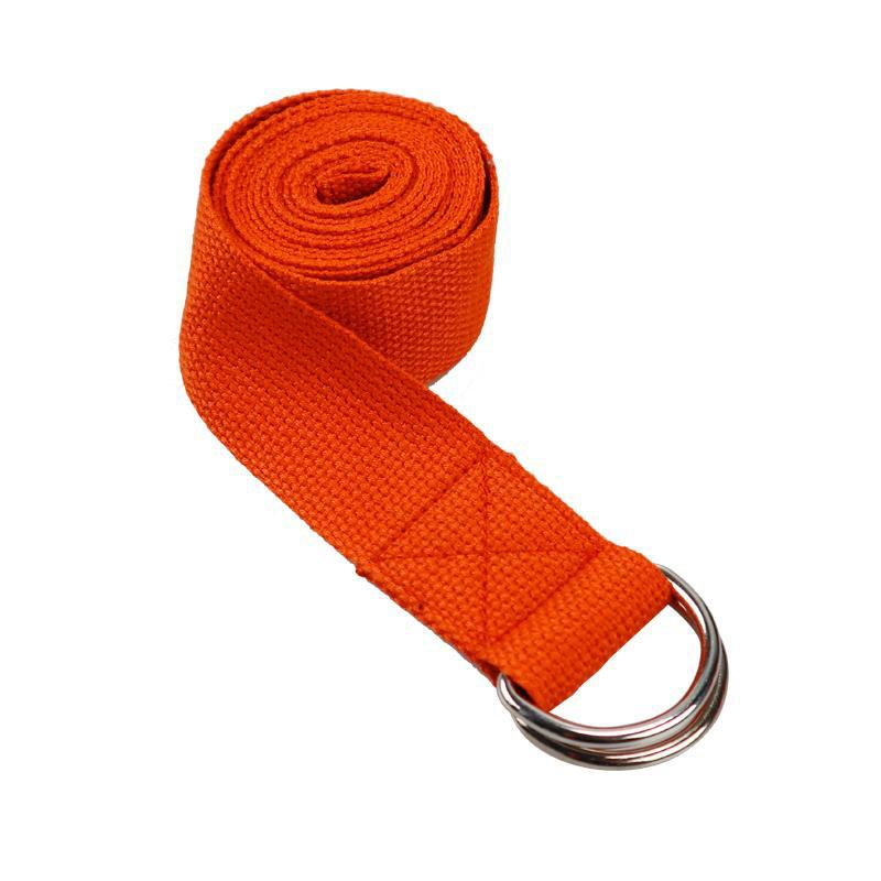 Sangle de Yoga Orange