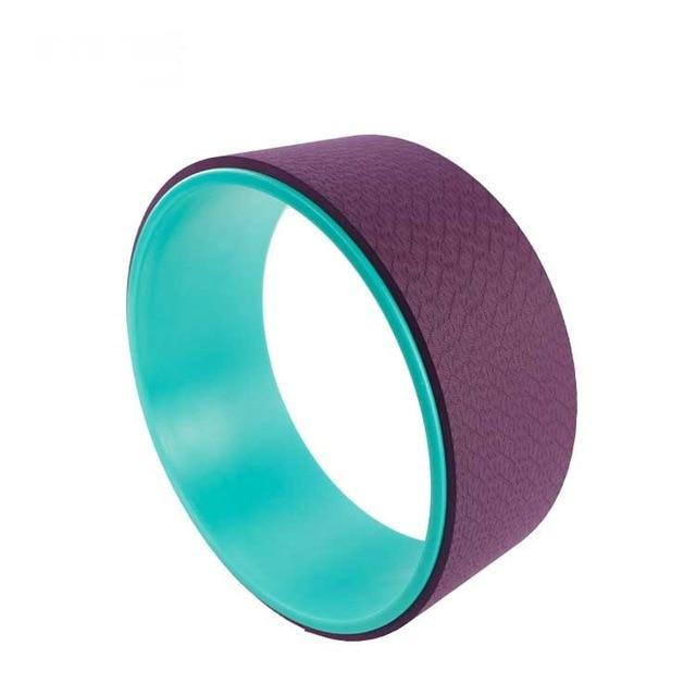 Yoga Wheel BlueWave