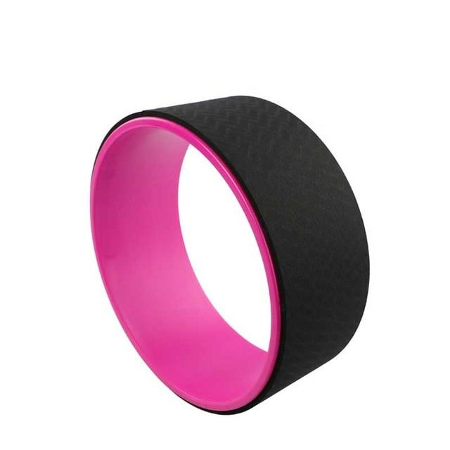 YOGA WHEEL PINKWAVE