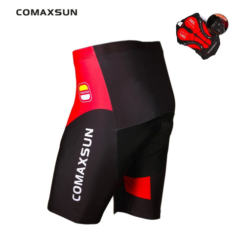 Men's 3D Gel Padded Shockproof MTB Bike Shorts Tight