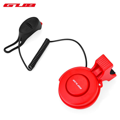 Rechargeable Waterproof Loud Volume Cycling Handlebar - Alarm Bell Electronic Bicycle Horn