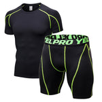 Men's Compression Sports Clothing Men