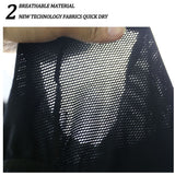 3D and 5D GEL Mountain Bike Sport Underwear Compression Cycling Tights