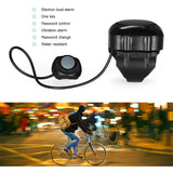 Water Resistant Bicycle Loud 3 Sound Horn and Alarm