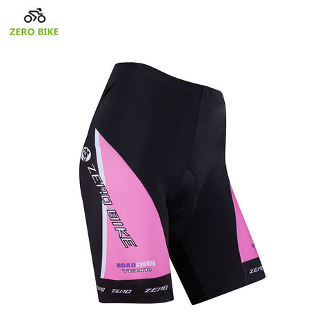 High Quality Women's 4D Gel Padded Breathable Shockproof MTB Bike Short