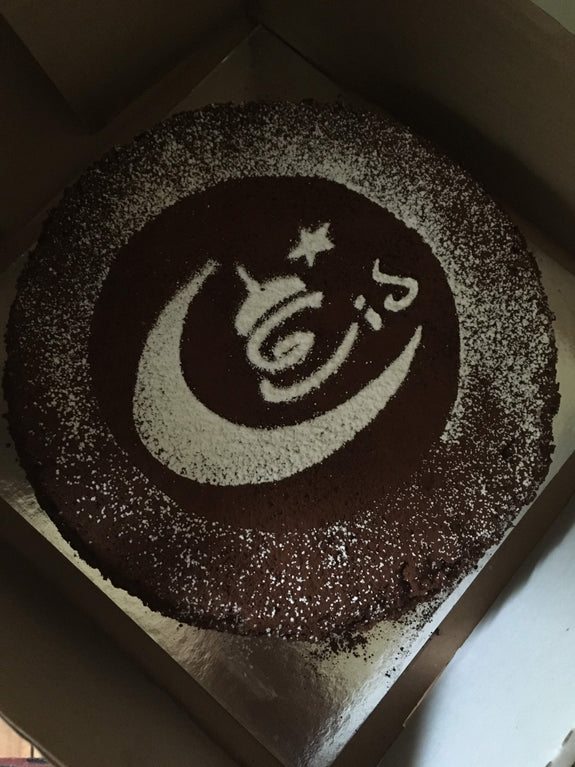 Eid 2020: Chocolate Cake (large)