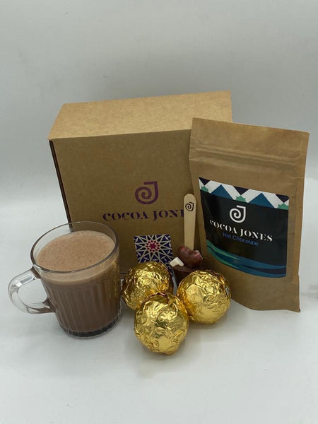 Gift Set: Hot Chocolate Lockdown Box 2