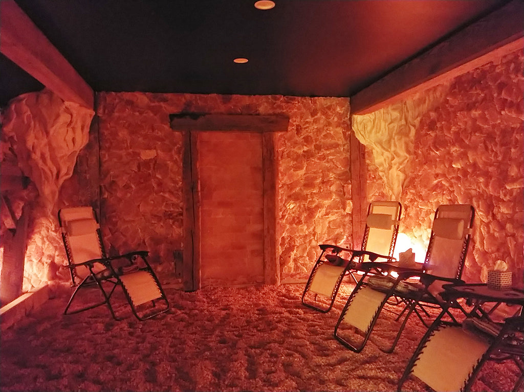 Salt Therapy / Halotherapy