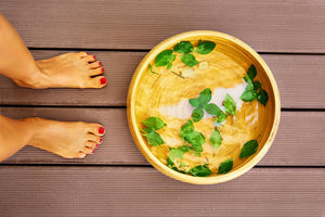 Ionic Detox Foot Baths