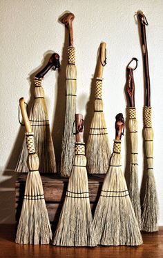 Brooms and Besoms