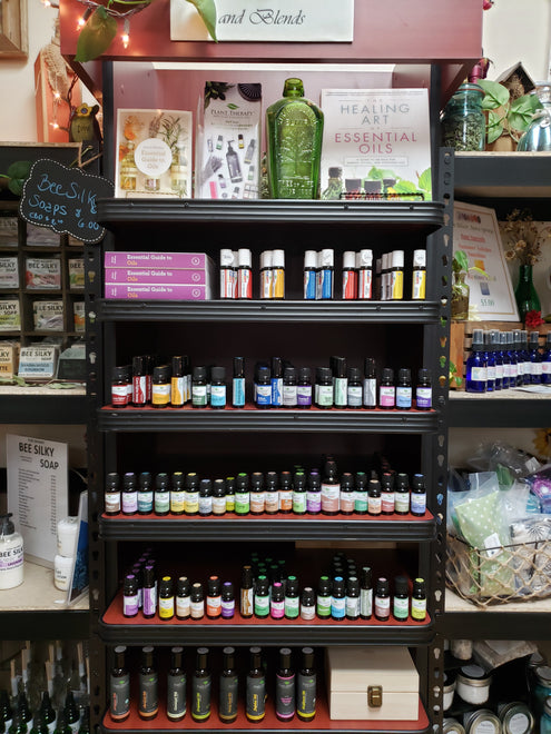 Essential Oils, Blends and Diffusers