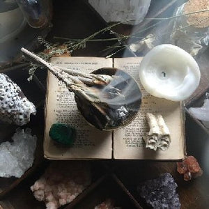 Sage, Smudging & Cleansing Supplies