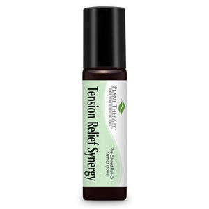 Tension Relief Synergy Essential Oil Roll On - Tree Of Life Shoppe