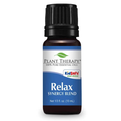 Relax Synergy Blend Essential Oil 10ml - Tree Of Life Shoppe
