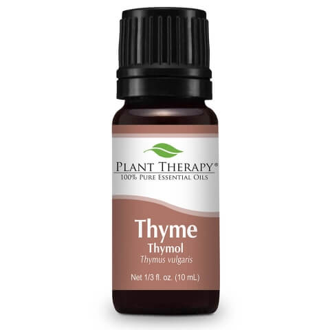 Thyme Essential Oil - Tree Of Life Shoppe