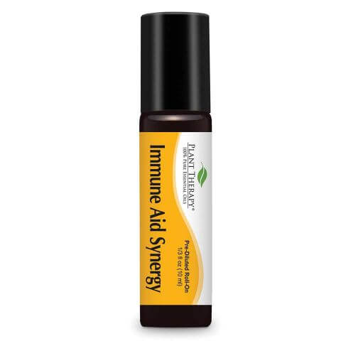 Immune Aid Synergy Essential Oil - Tree Of Life Shoppe