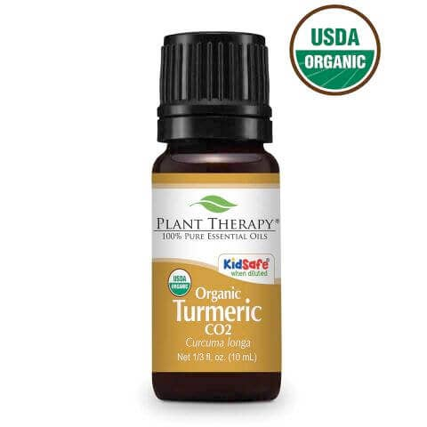 Turmeric  CO2 Extract Organic Oil 10ml - Tree Of Life Shoppe
