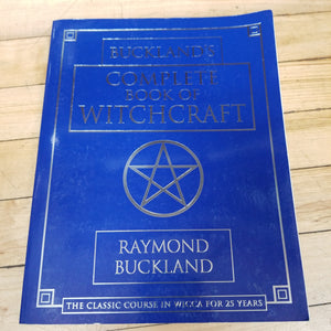 Buckland Complete Book of Witchcraft (Used - Excellent Condition)