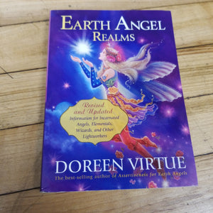 Earth Angel Realms - Doreen Virtue ( Used - Good Condition)