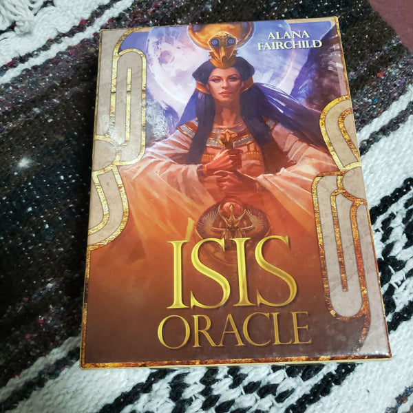 Isis Oracle ( Used - Excellant Condition )