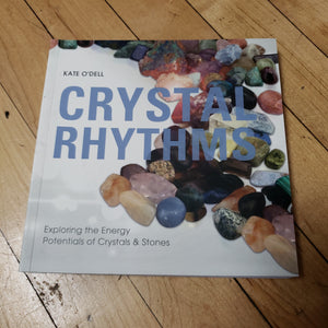 Crystal Rhythms - Guide Cards by Kate O'Dell - Tree Of Life Shoppe
