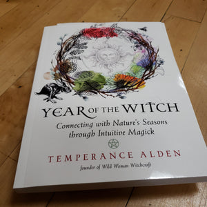 Year of the Witch by Temperance Alden - Tree Of Life Shoppe