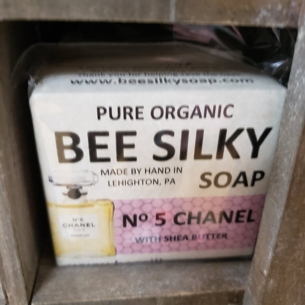 Bee Silky Handmade Soap Collection