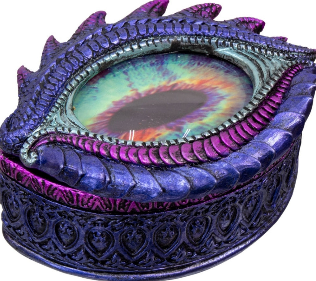Dragon Eye Trinket Boxes - Tree Of Life Shoppe