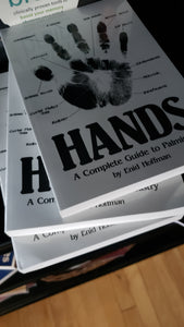 Hands Books - A Complete Guide to Palmistry - Tree Of Life Shoppe