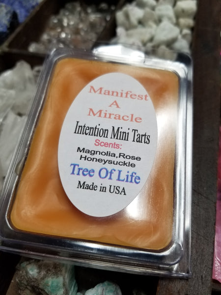 Soy Intention Wax Mini Tarts