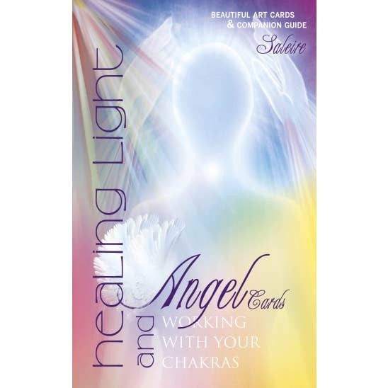 Healing Light and Angel Cards - Tree Of Life Shoppe