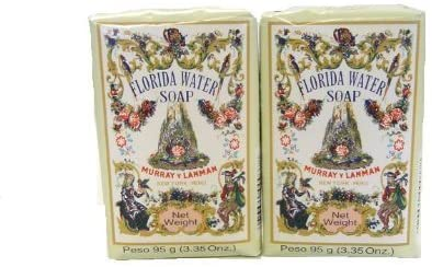 Florida Water Spiritual Bar Soap by Murray & Lanman [3.35 oz]