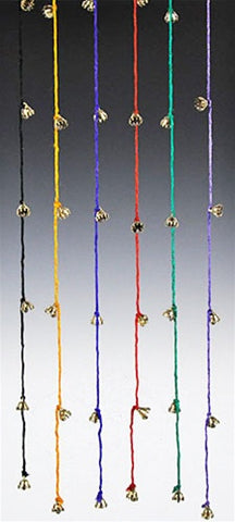 "Fairy Bells / Celestial Bell (1/2"") String Assorted Colors - Tree Of Life Shoppe"