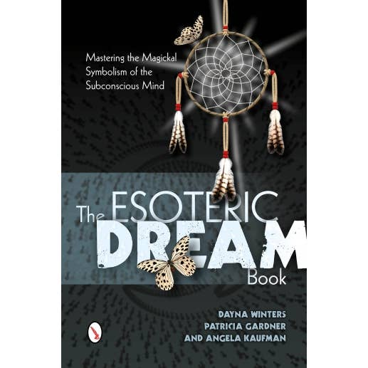 The Esoteric Dream Book - Tree Of Life Shoppe