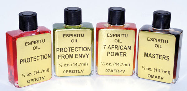 7 African Powers Oil- 4 Dram