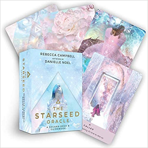 The Starseed Oracle by Rebecca Campbell - Tree Of Life Shoppe