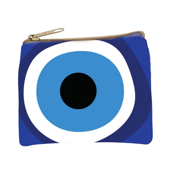 Evil Eye Small Pouch / Coin Purse - Tree Of Life Shoppe