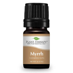 Myrrh Essential Oil 5ml - Tree Of Life Shoppe