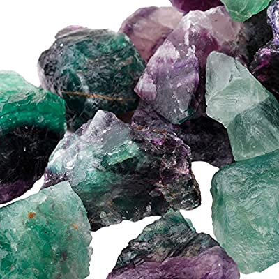Fluorite, Rainbow - Raw - Tree Of Life Shoppe