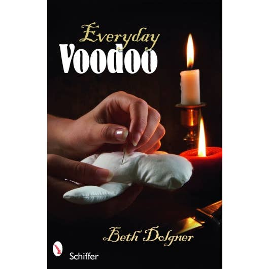 Everyday Voodoo, Book - Tree Of Life Shoppe